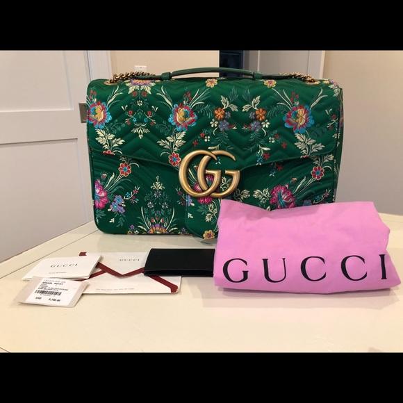 ee65c8739fac30 Gucci Bags | Gg Marmont Maxi Bag | Poshmark